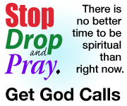 Get God Calls - 2 week FREE trial!